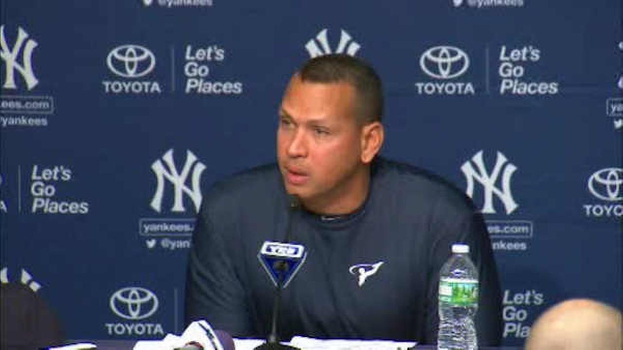 Alex Rodriguez to play his final major league game Friday