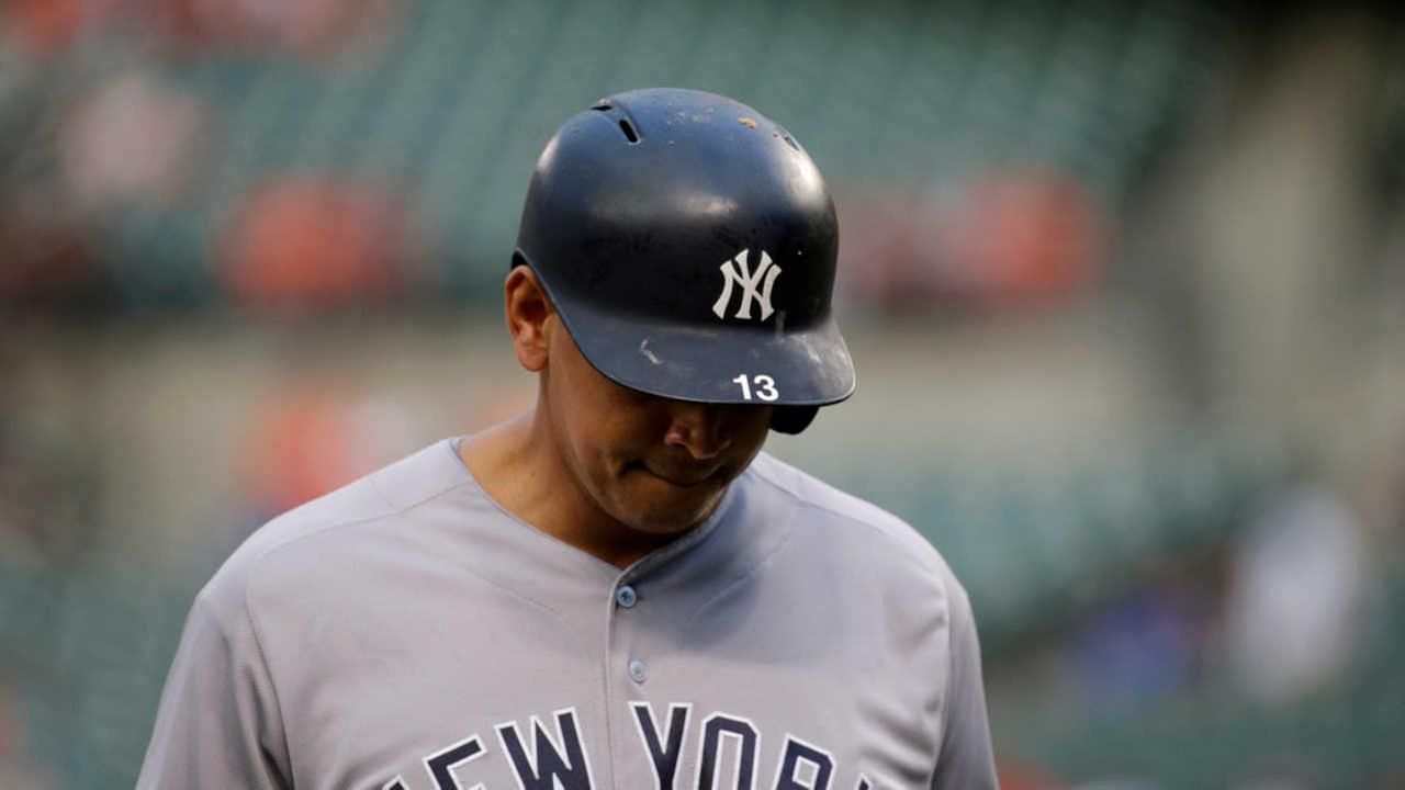 Ticket prices surge more than 500 percent for Alex Rodriguez's last game