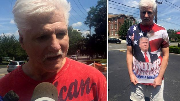 Bloomfield crowbar attack prompted by Donald Trump shirt, police say