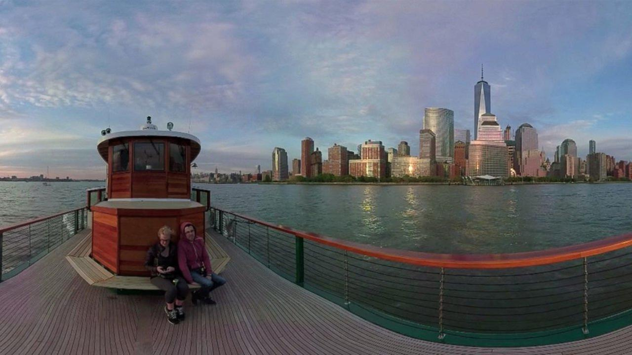 new york harbor 360