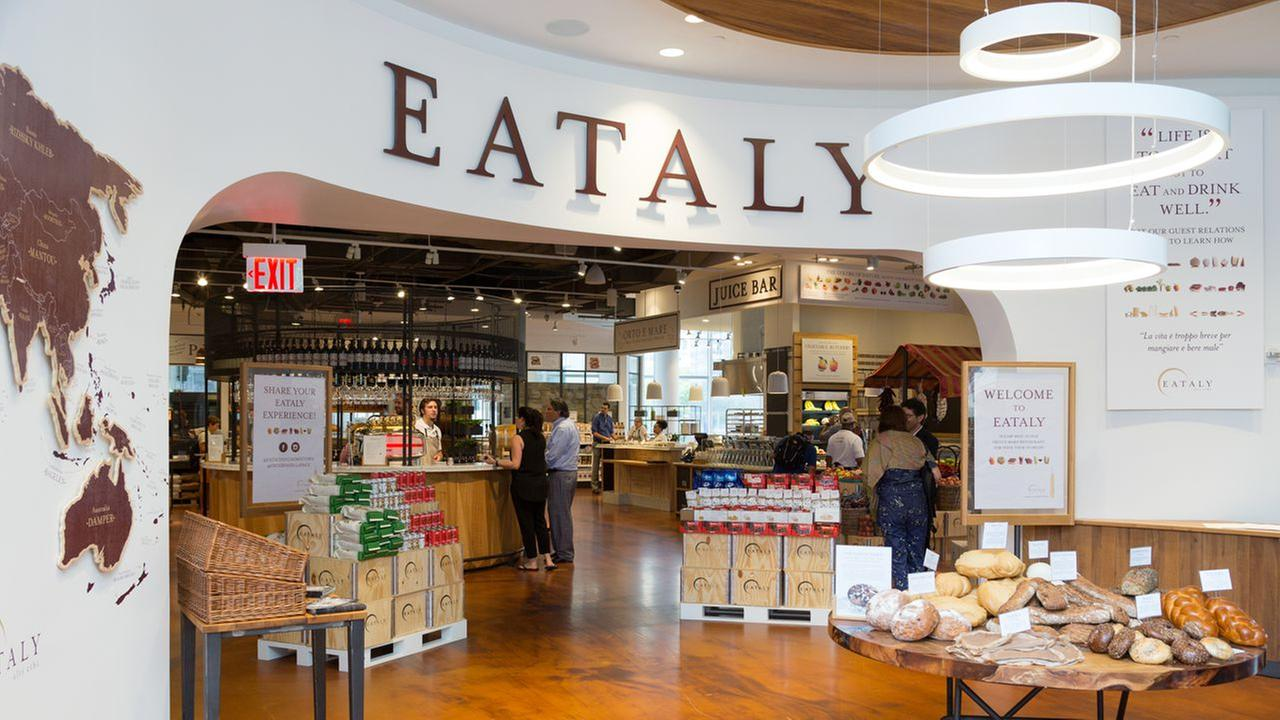 Eataly DowntownPhoto: Pablo Enriquez / For Eataly