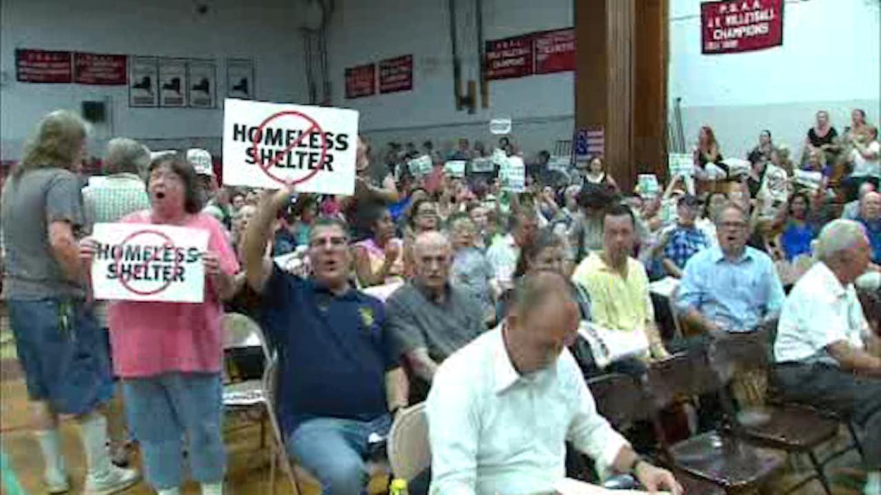 Opening for homeless shelter in Maspeth, Queens, postponed