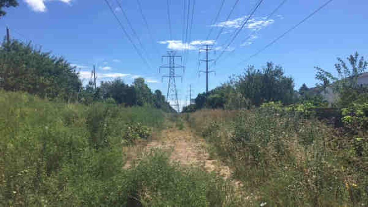 Levittown property owned by Long Island Rail Road is an eyesore, some say.