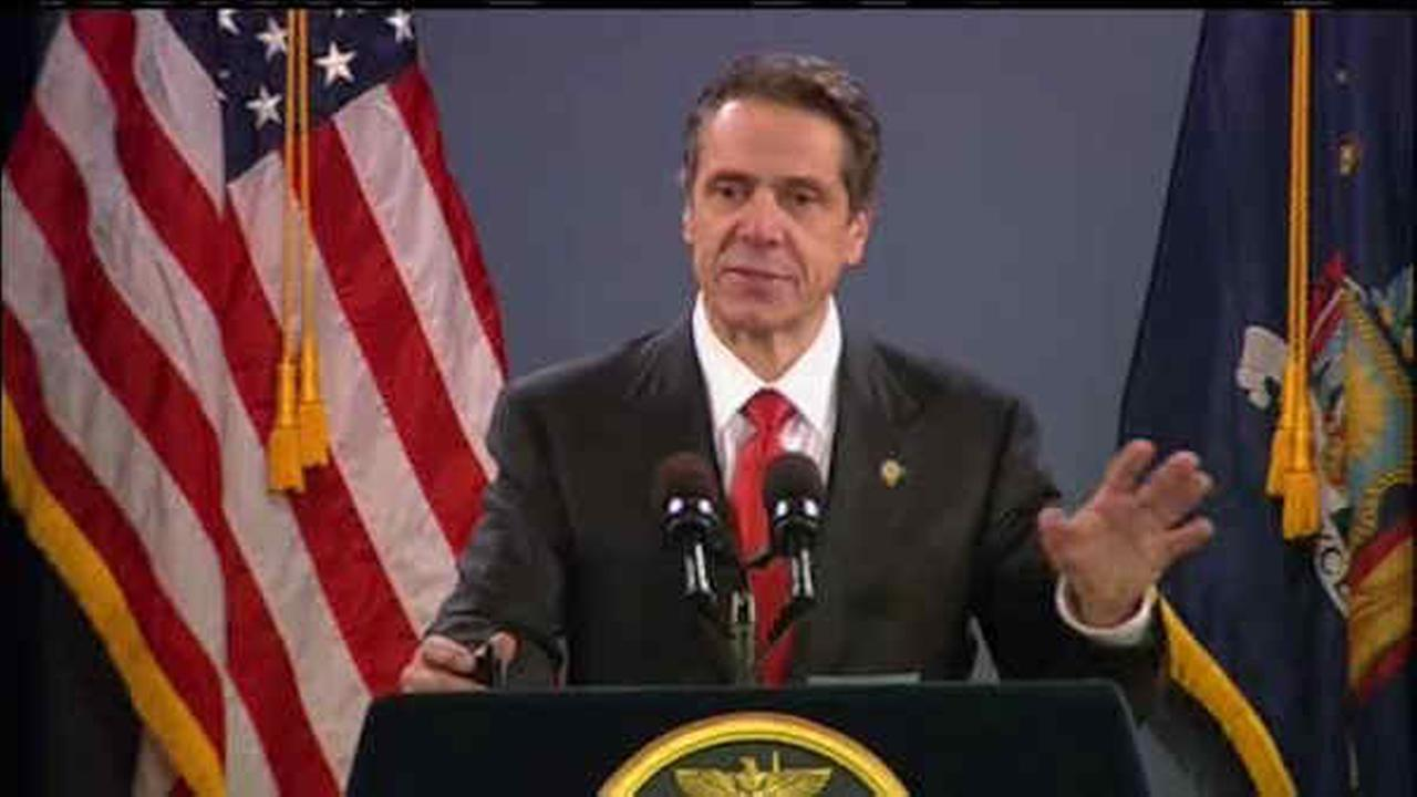 Poll: Cuomo's performance rating at lowest point