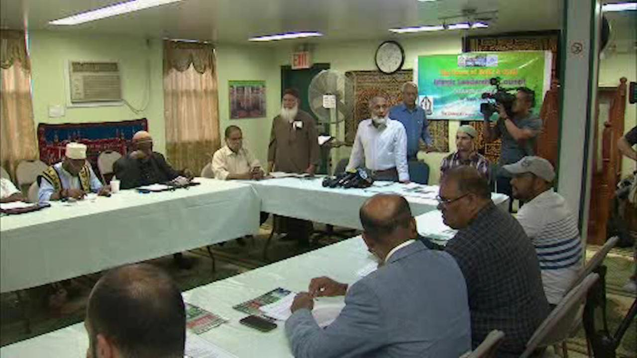 Community meeting over imam murder in Queens