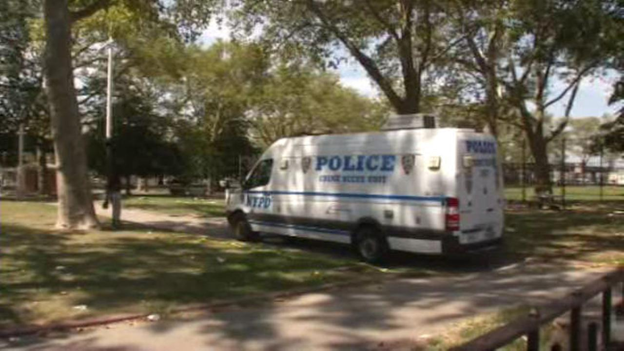 Man fatally shot while attending party inside park in Gravesend, Brooklyn