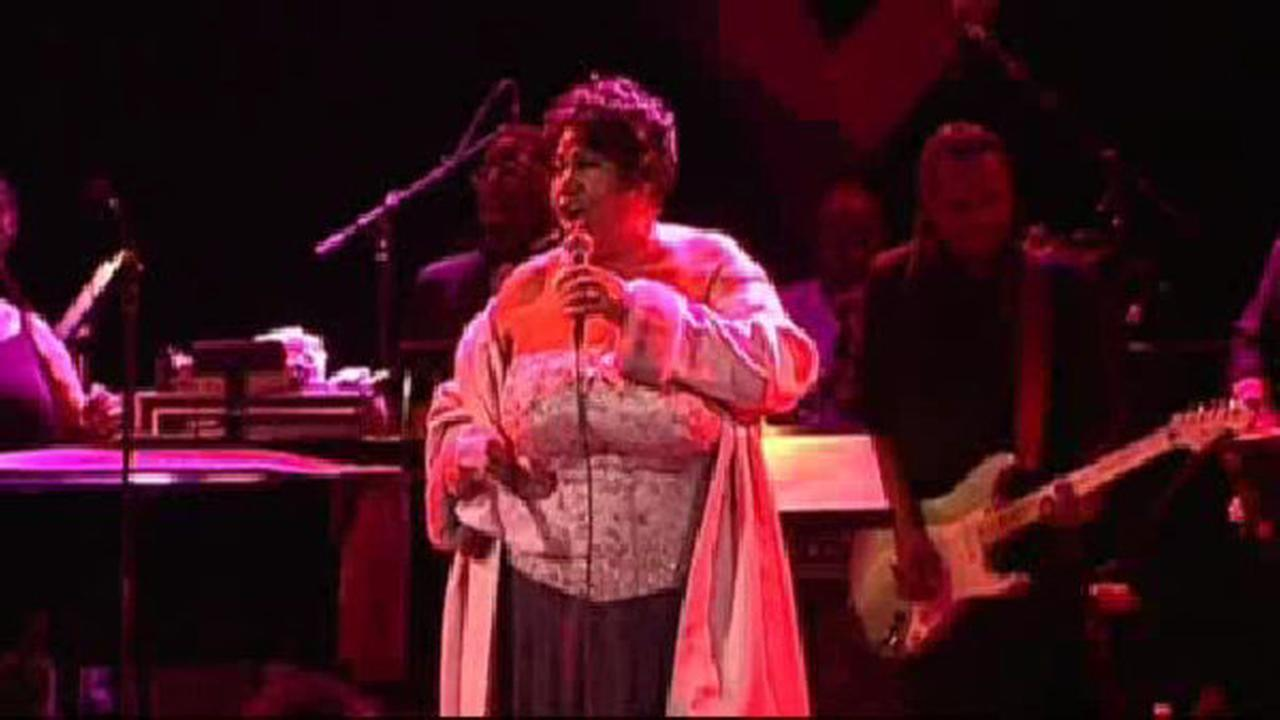 Aretha Franklin cancels upcoming concerts for health reasons