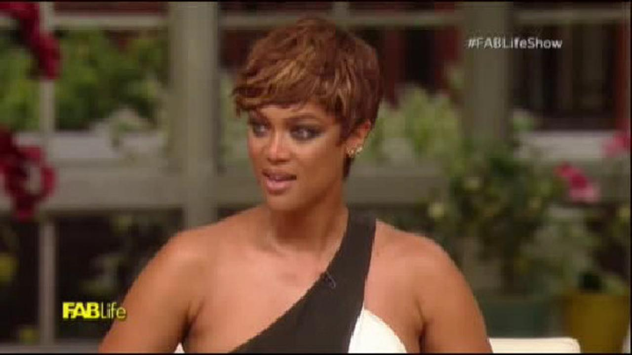 Tyra Banks to teach at Stanford