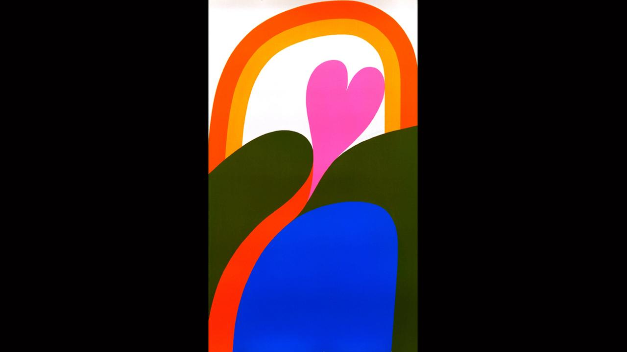 Poster Artist: Carol Summers. 1975New York Film Festival