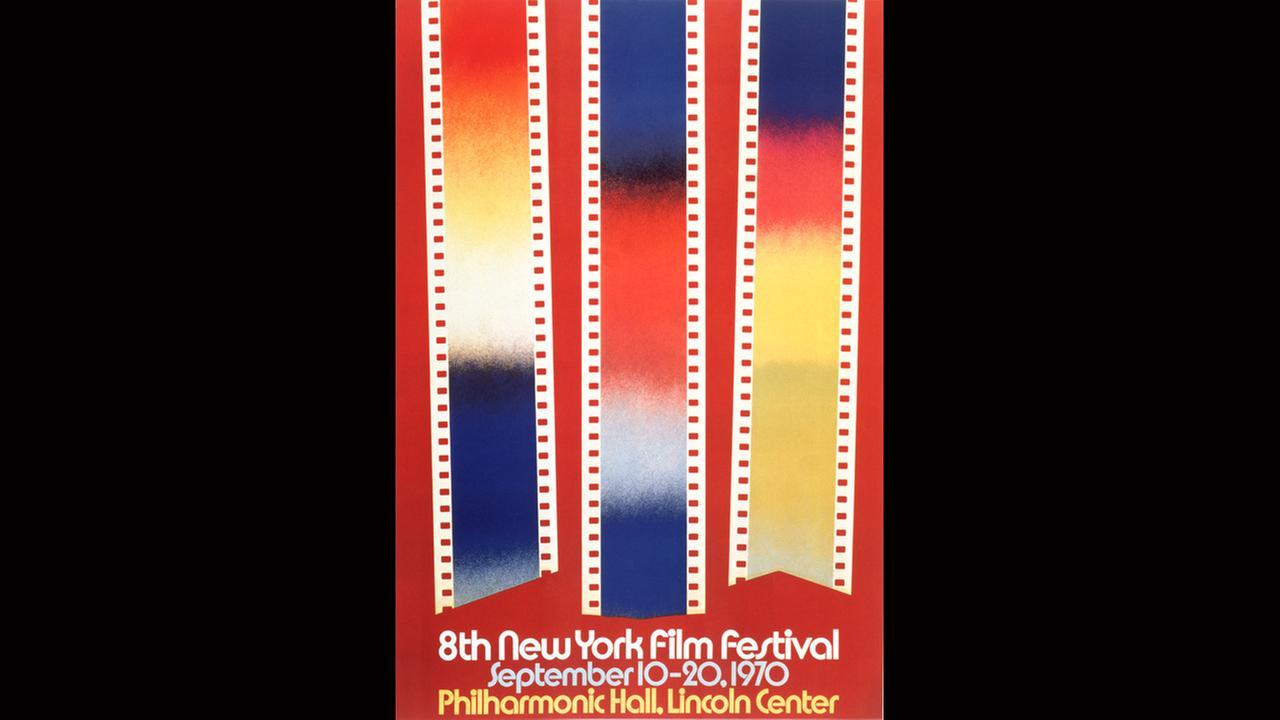 Poster Artist: James Rosenquist. 1970New York Film Festival