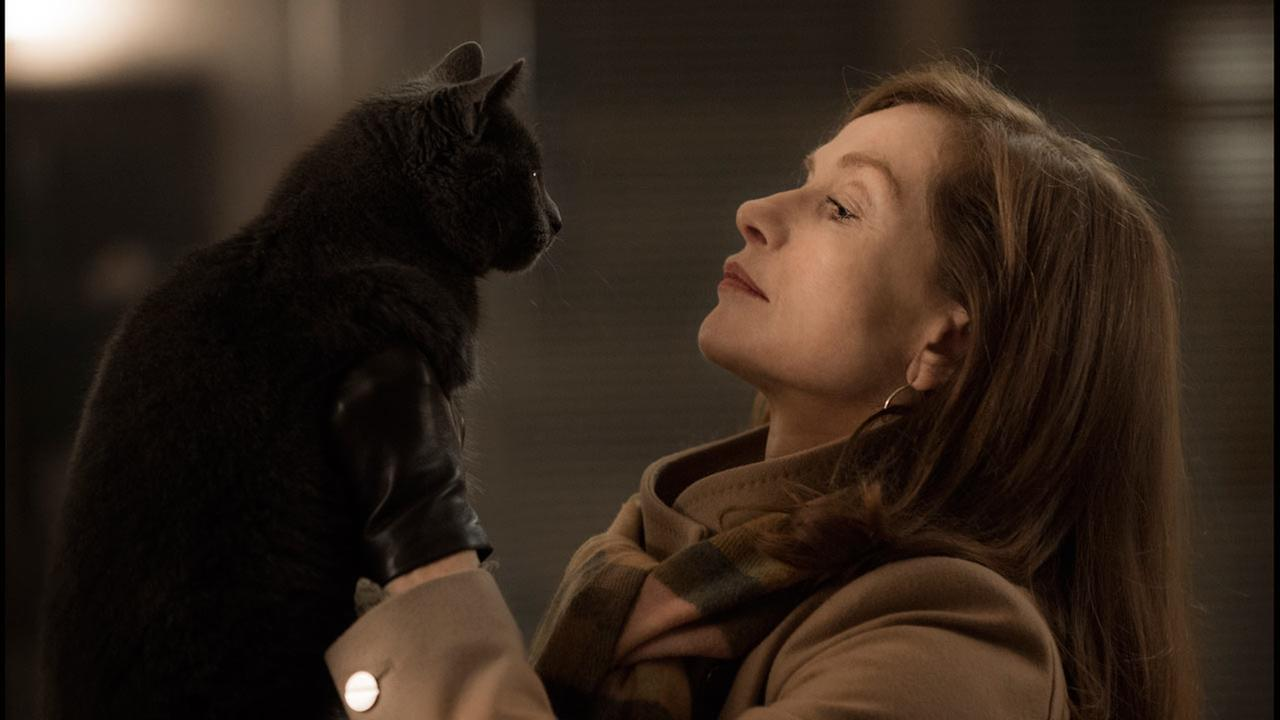 Elle: a wry, almost-screwball comedy of manners about a woman (a brilliant Isabelle Huppert) who responds to a rape by refusing the mantle of victimhood.Film Society of Lincoln Center