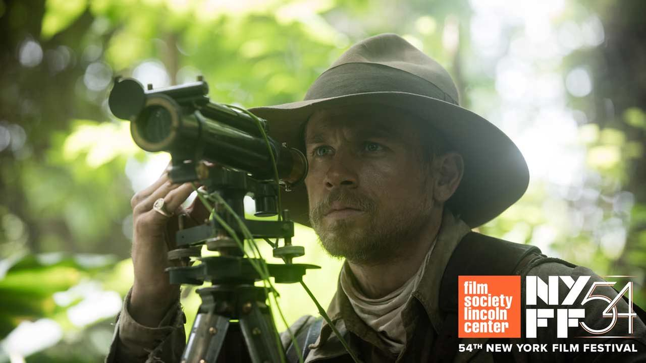 The Lost City of Z: A British military-man-turned-explorer whose search for a lost city in the Amazon grew into an increasingly feverish, decades-long magnificent obsession.Film Society of Lincoln Center