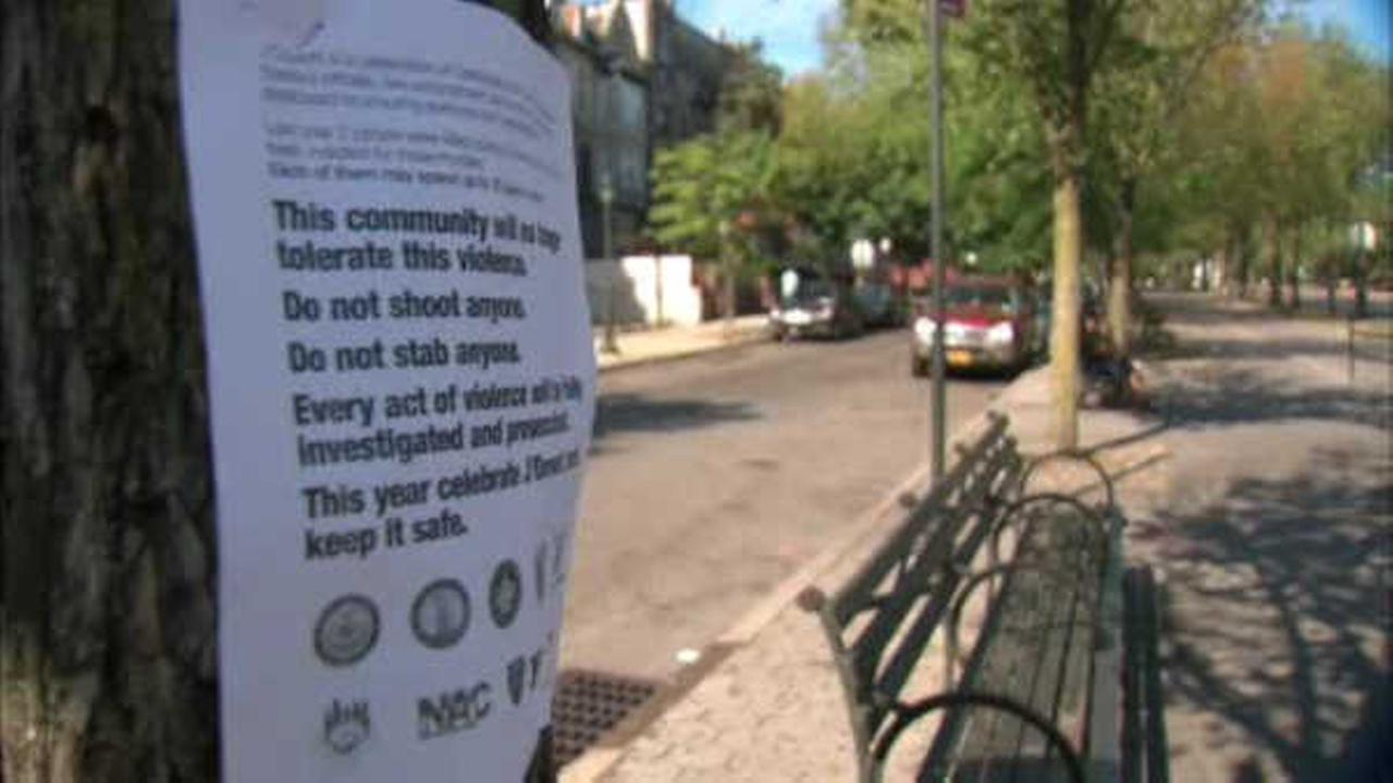 NYPD fliers urge people to 'not shoot anyone' during J'ouvert Festival