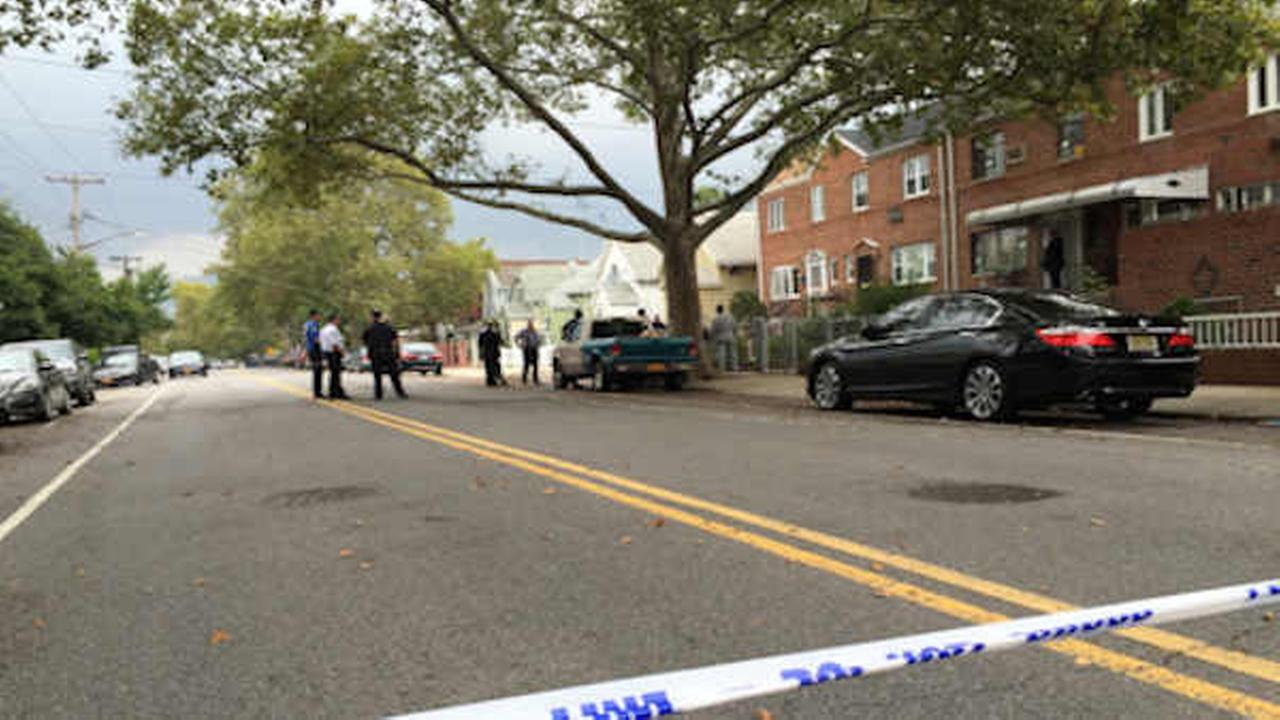 Man critically wounded in Brooklyn shooting; bullet hits house