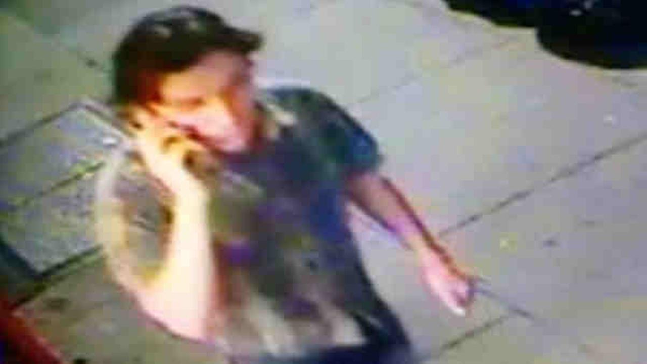 Police are looking for a man who fired a shot in Washington Square Park this week.