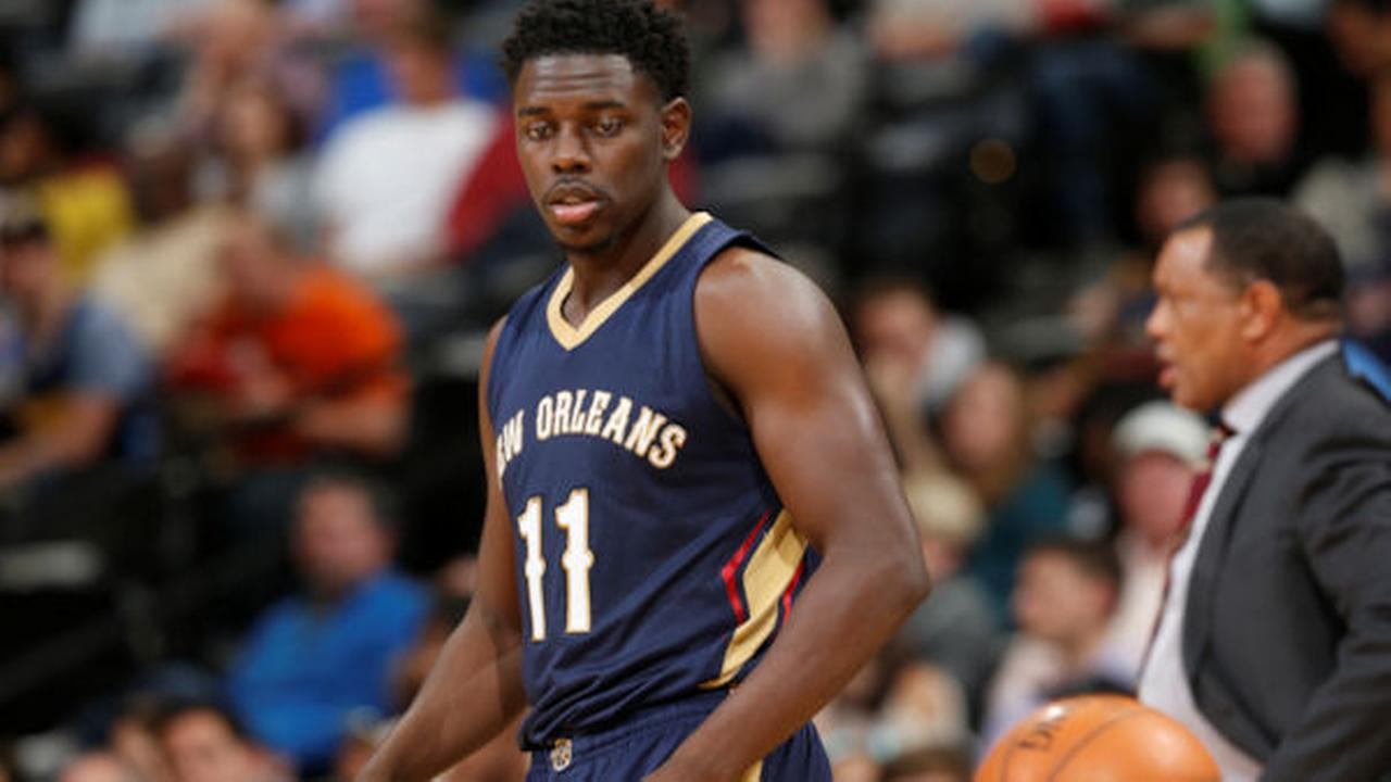 New Orleans Pelicans' Jrue Holiday taking leave for pregnant wife's brain surgery