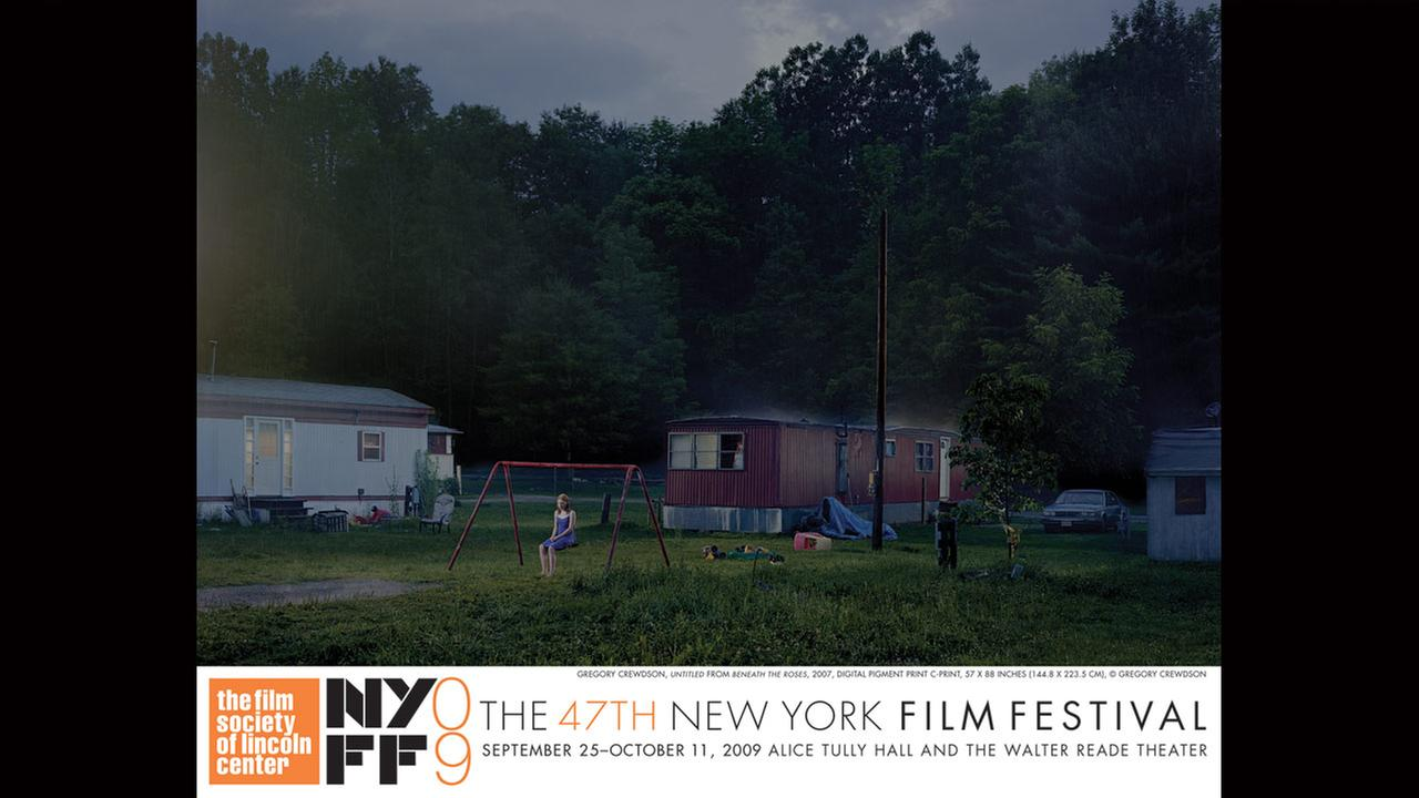 Poster Artist: Gregory Crewdson. 2009Film Society of Lincoln Center