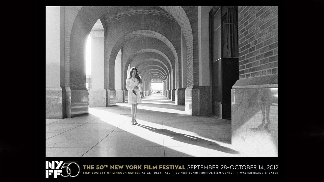 Poster Artist: Cindy Sherman. 2012Film Society of Lincoln Center
