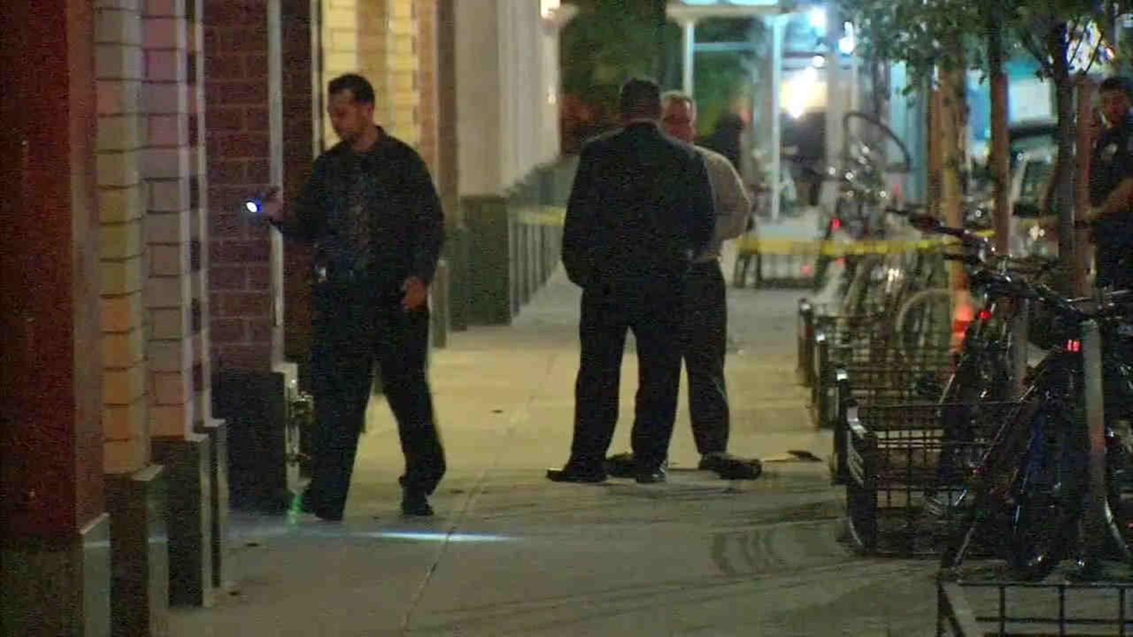 A 22-year-old man was shot and killed in Brooklyn Tuesday.