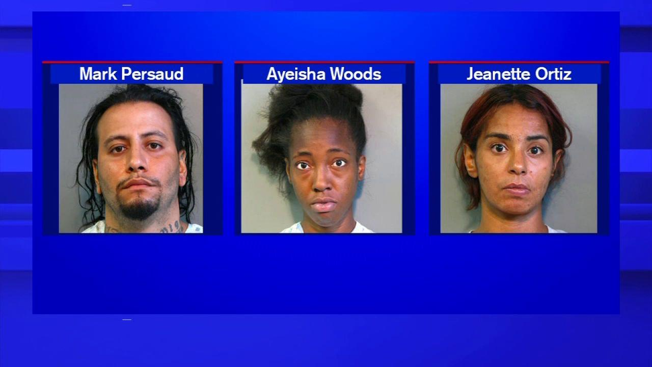 3 arrested in home invasion, attempted kidnapping in Westbury on Long Island