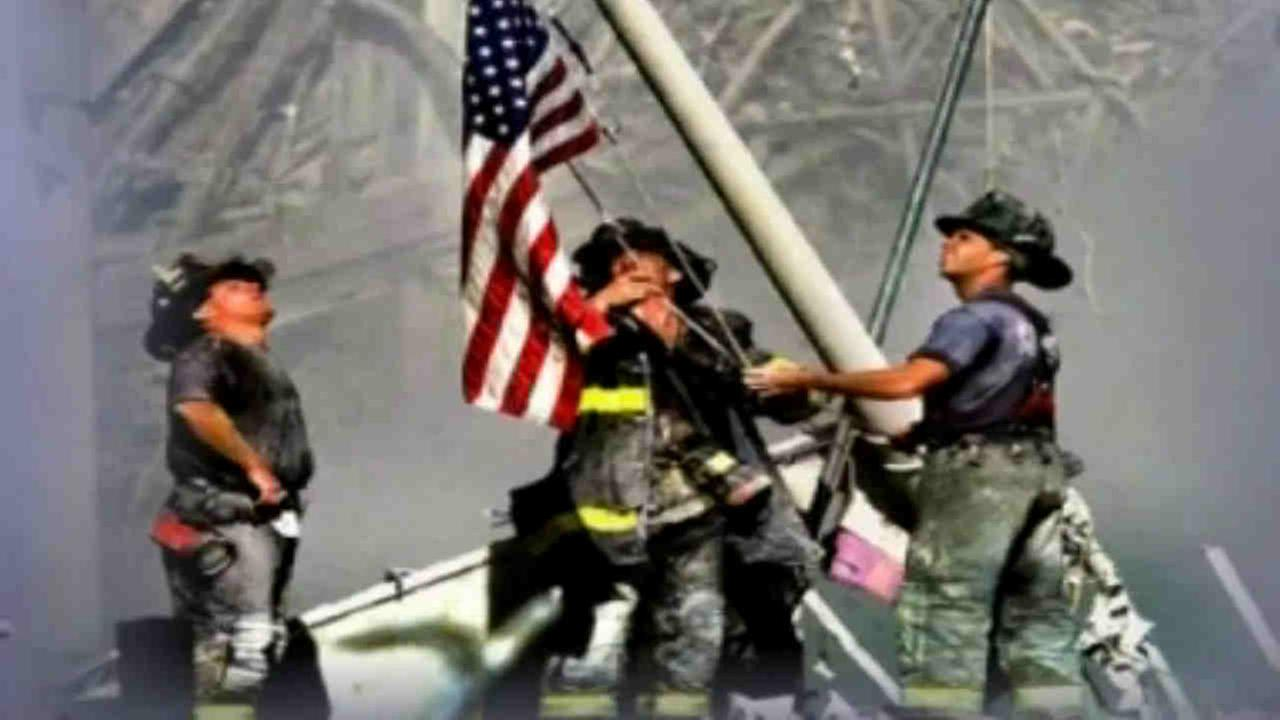 Iconic 9/11 Flag, Missing for Years, Will Return to Ground Zero