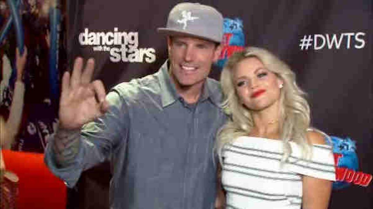 New cast of Dancing With The Stars visit New York