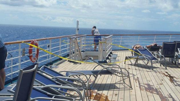 Search Continues For Upstate New York Woman Who Went Overboard On - Lady overboard on cruise ship