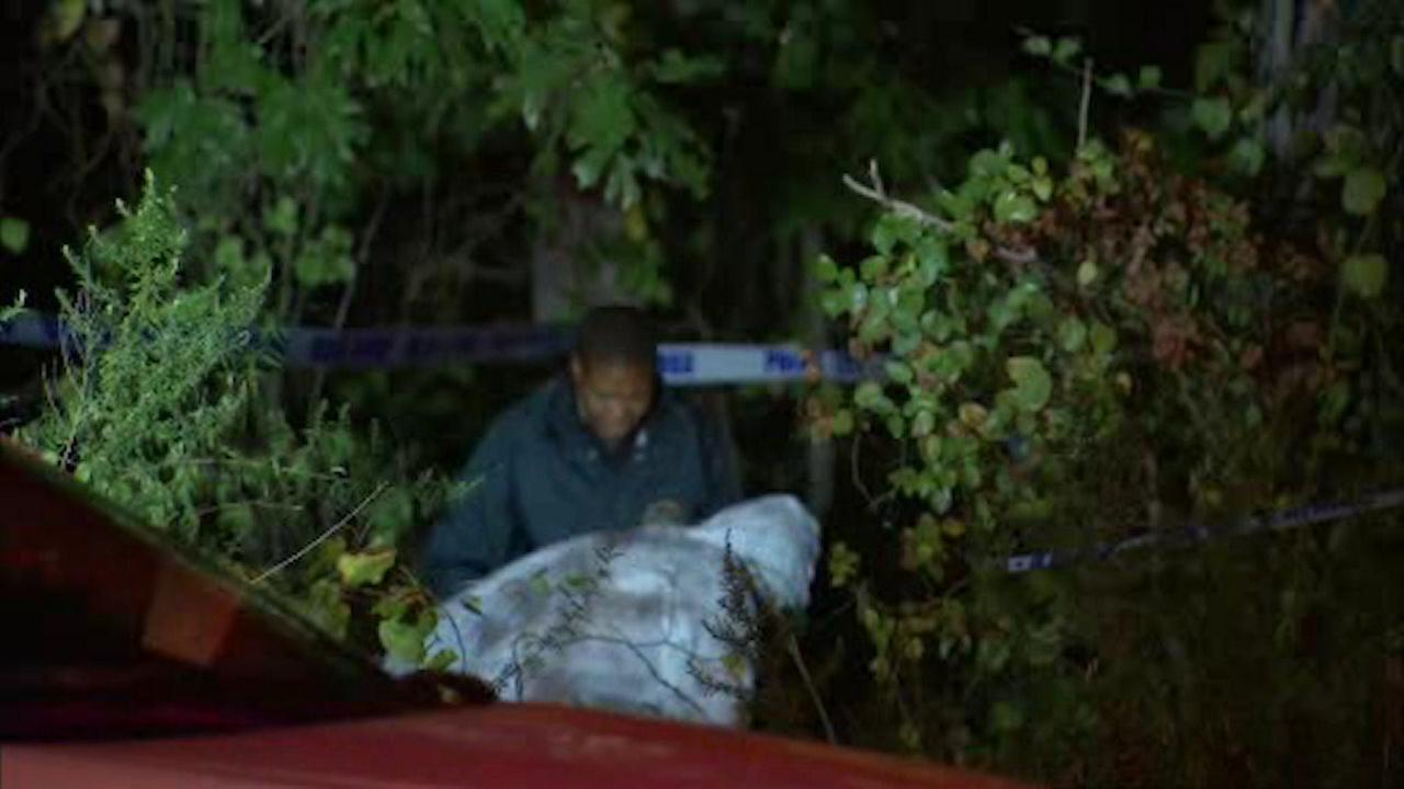 Man found dead in wooded area of Arden Heights