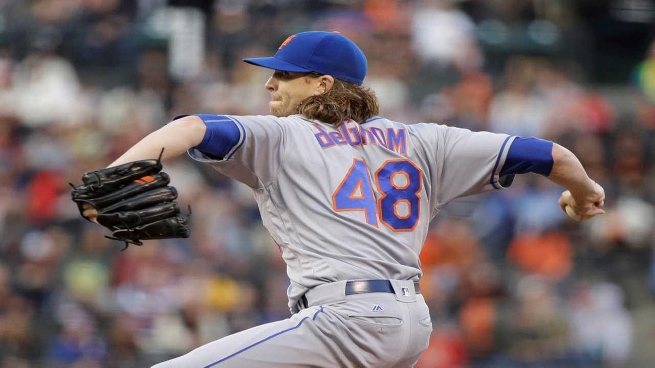 Mets star Jacob deGrom likely done for season with elbow injury