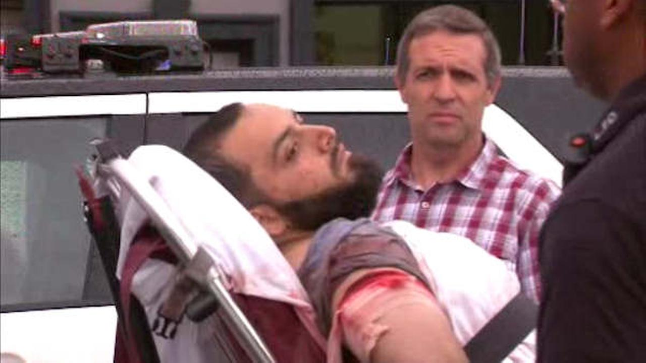 Bombing suspect Ahmad Khan Rahami captured in Linden, New Jersey