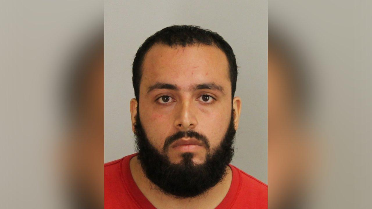 This September 2016 photo provided by Union County Prosecutors Office shows Ahmad Khan Rahimi, (Union County Prosecutors Office via AP)