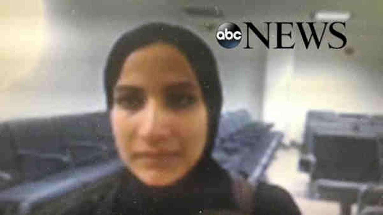Asia Bibi Rahami, the wife of bombing suspect Ahmad Khan Rahami, returned to the United States overnight.