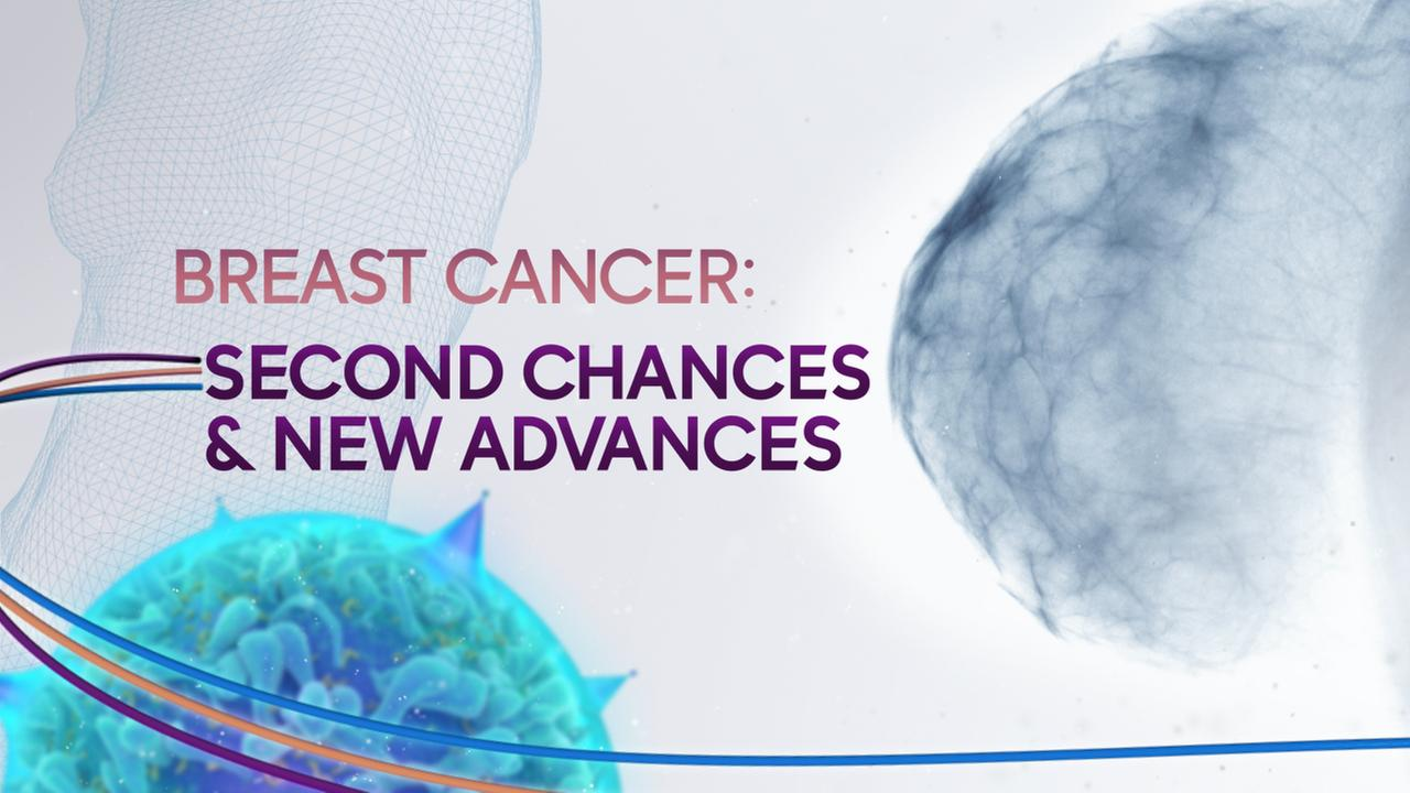Watch our special half hour 'Breast Cancer: Second Chances & New Advances'