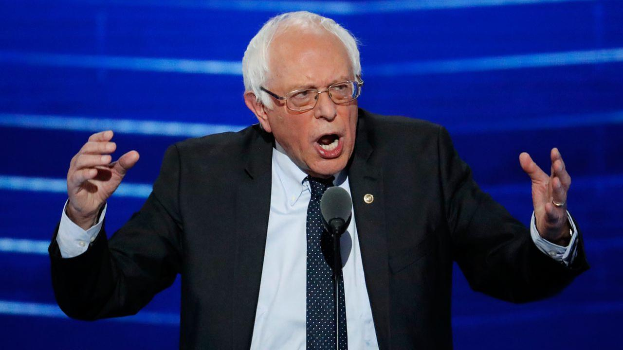 Bernie Sanders calls on supporters to step up resistance