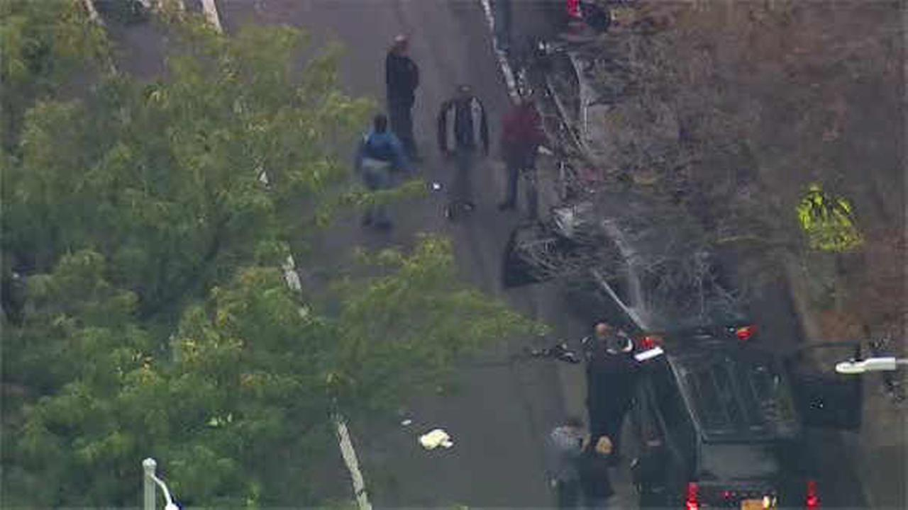 Suspect wounded in police-involved shooting in Bedford-Stuyvesant, Brooklyn