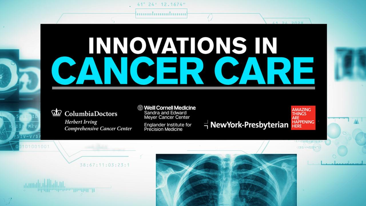 'Innovations in Cancer Care: Speak to the Experts' web chat