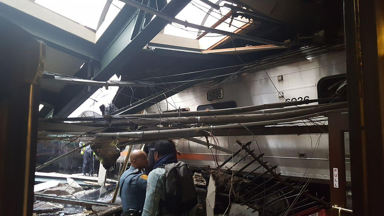 At least 1 dead, multiple critical injuries in New Jersey train accident