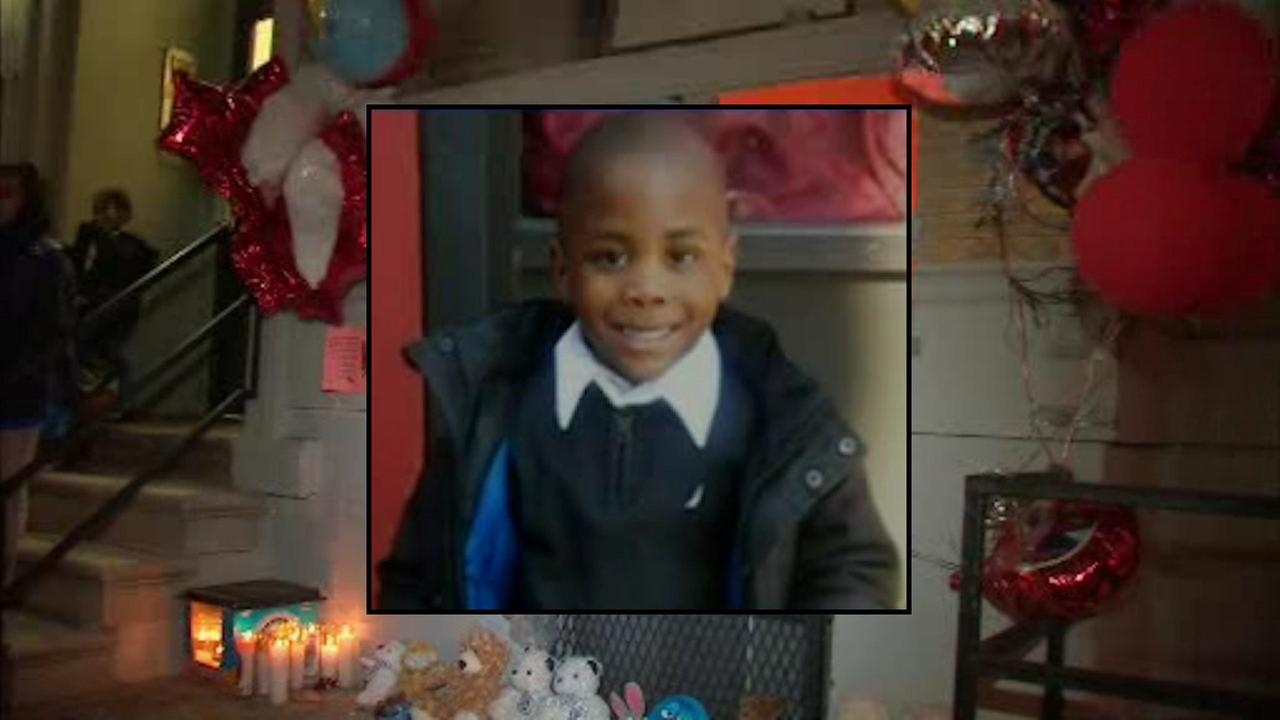Vigil held in Harlem for 6-year-old boy who was beaten to death