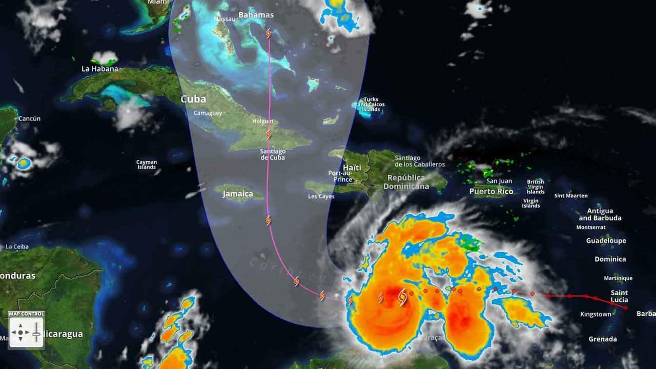 Tropical Tracker: Mega- Hurricane Matthew soaks Colombia, heads for Jamaica, Haiti