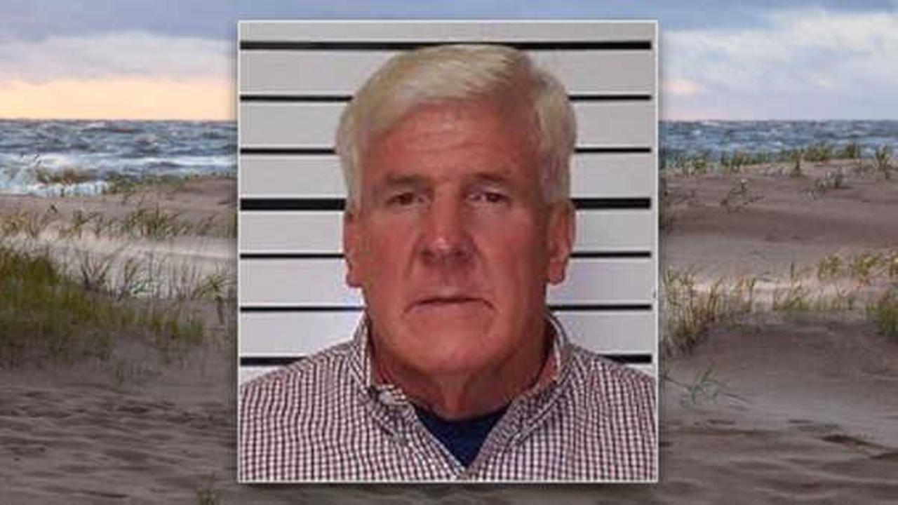 Man accused of wearing plastic wrap bikini at New Jersey beach