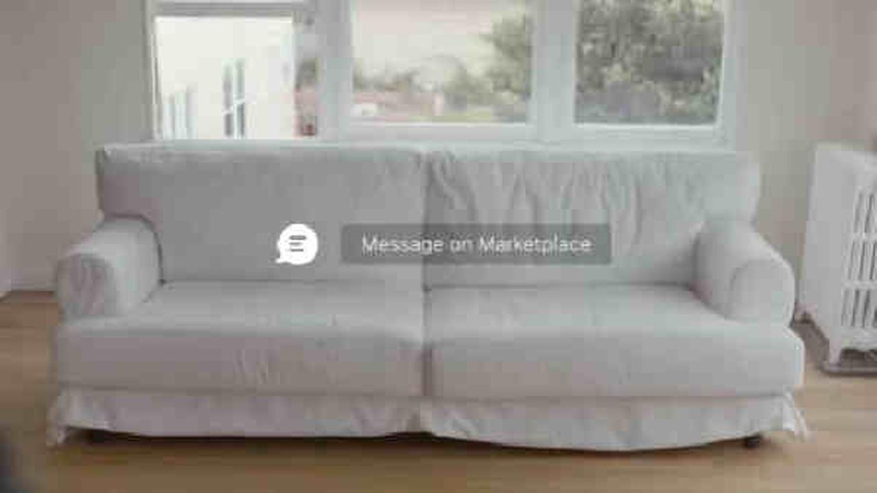 Facebook Marketplace :Now buy and sell stuff