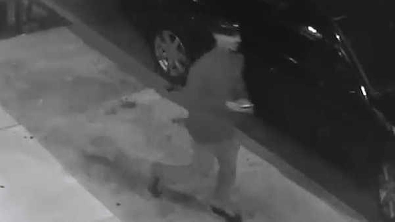 Surveillance image of the suspect released by the NYPD