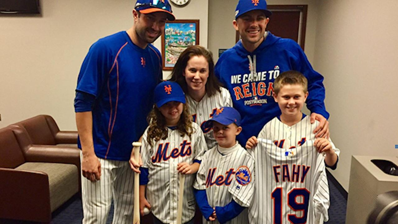 NY Mets honor family of FDNY deputy chief killed in Bronx house explosion
