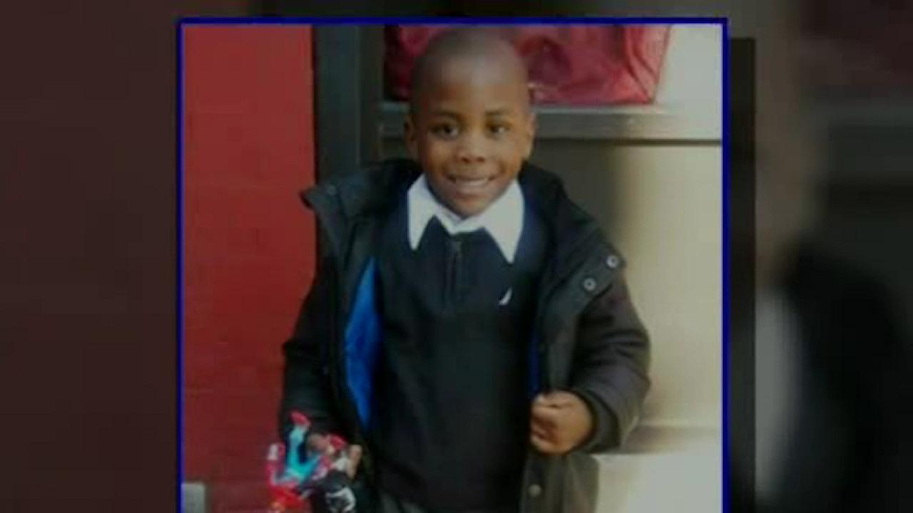 Funeral held for Zymere Perkins, 6-year-old beaten to death in Harlem