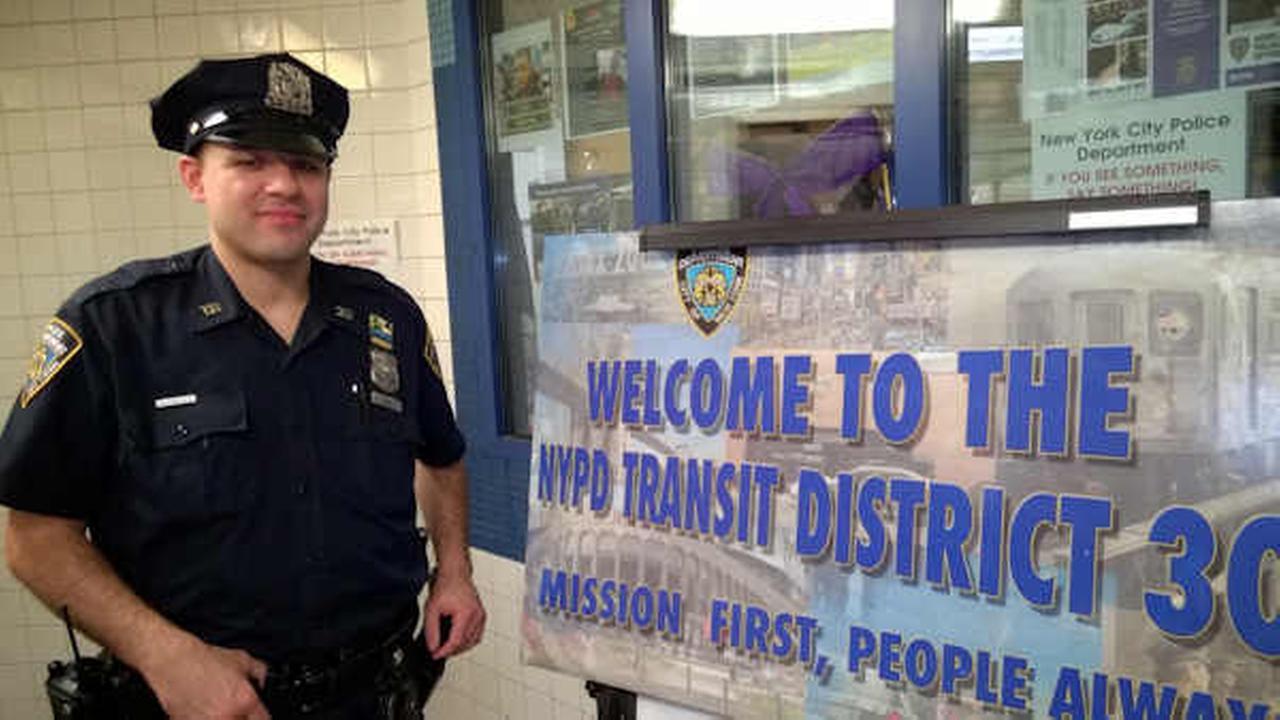 Officer Soner Ozuk  (NYPD photo)