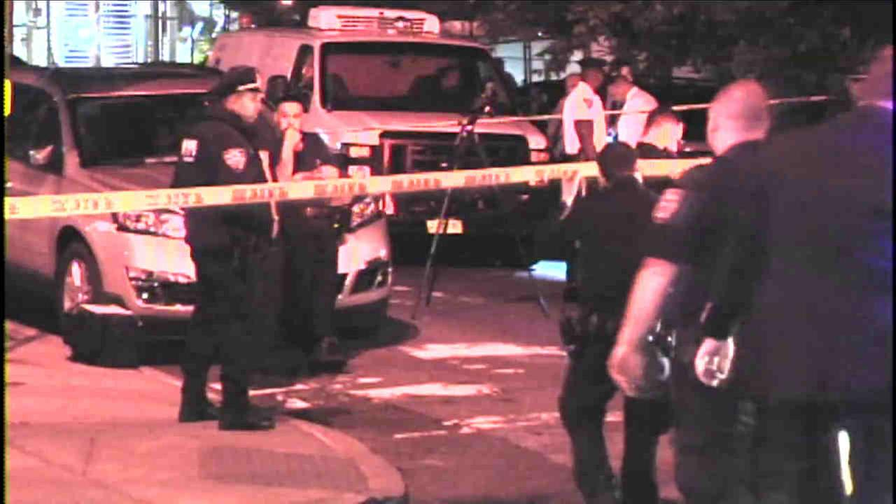 A pedestrian was killed in the Bronx late Monday.