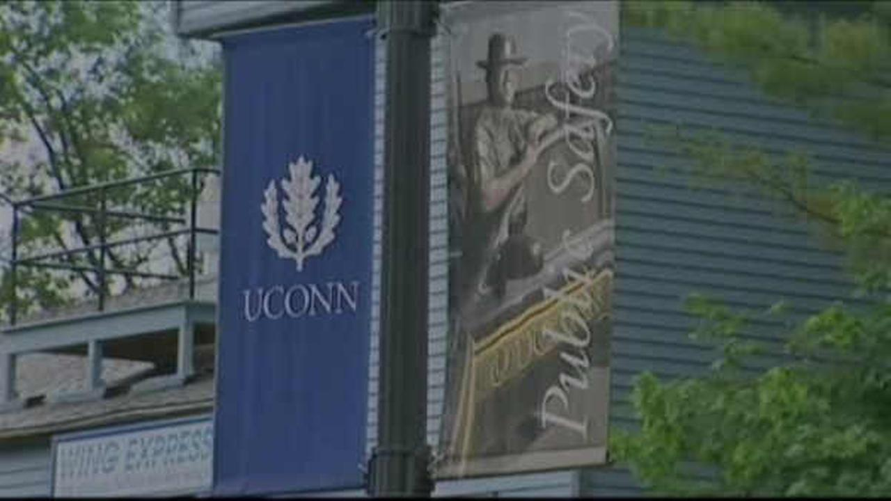 UConn student fatally struck by campus fire vehicle