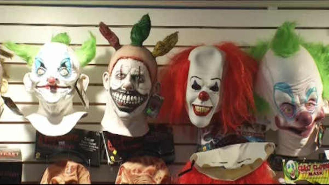 Target pulls clown masks from stores and online due to creepy clowns