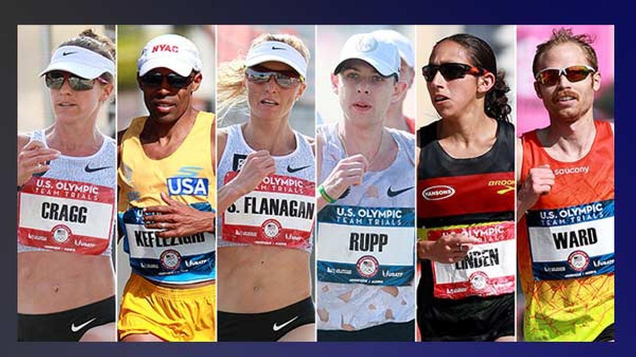 Rio 2016  U.S. Olympic Marathoners named Grand Marshals of the TCS New York City Marathon