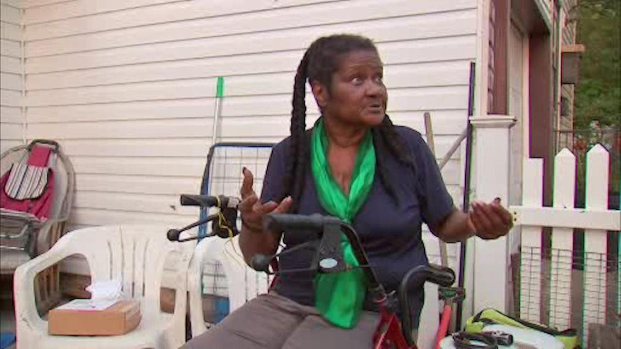 Thief with a heart: Elderly woman's stolen wheelchair returned to Staten Island home